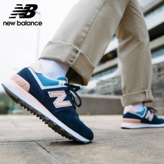 【NEW BALANCE】NB 復古運動鞋_女鞋_藍色_WL574WND-B楦