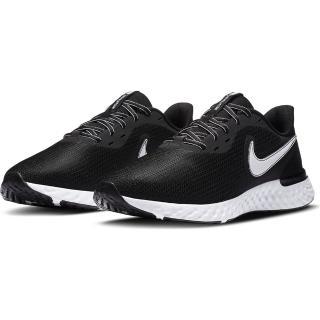 【NIKE 耐吉】男鞋 慢跑 輕量 訓練 運動鞋 REVOLUTION 5 EXT 黑 CZ8591001