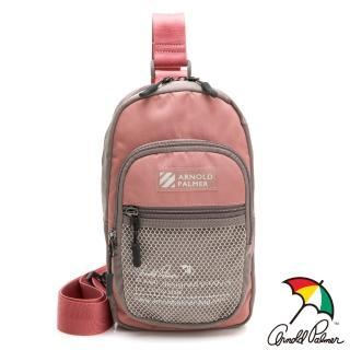 【Arnold Palmer】單肩背包   HOLIDAY系列(粉紅色)