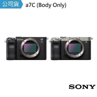 【SONY 索尼】A7c 單機身組(公司貨)