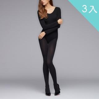 【佩登斯】90D超細纖維極柔軟保暖褲襪(3入)