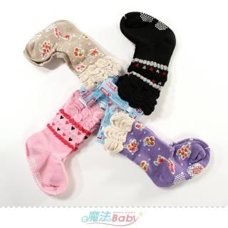 【魔法Baby】女寶寶襪