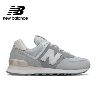 【NEW BALANCE】NB 復古休閒鞋_女鞋_灰色_WL574LBR-B楦