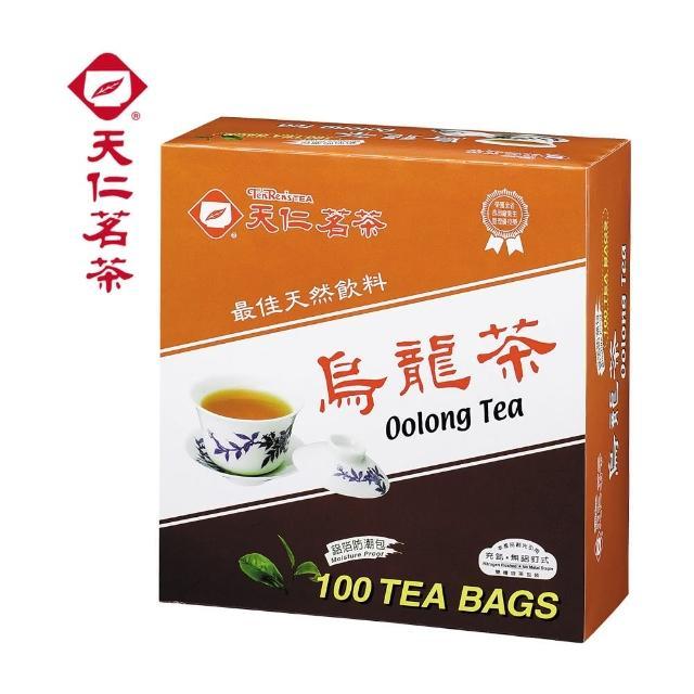 【天仁茗茶】鋁箔防潮包茶包2gx100包(綠茶/烏龍茶/阿薩姆紅茶/茉莉綠茶/香片茶)