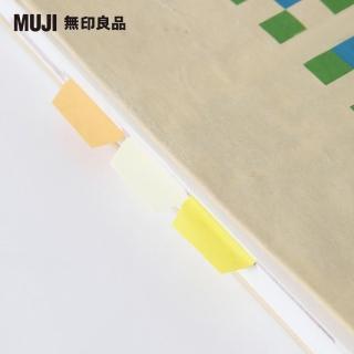 【MUJI 無印良品】植林木索引便利貼/4色