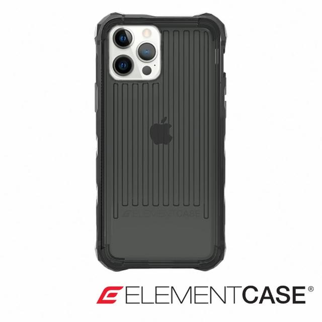【Element Case】Special Ops iPhone 12 mini(特種行動軍規防摔殼 - 透黑)
