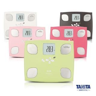 【TANITA】十合一女性減重模式體組成計-BC750(五色-台灣公司貨)/