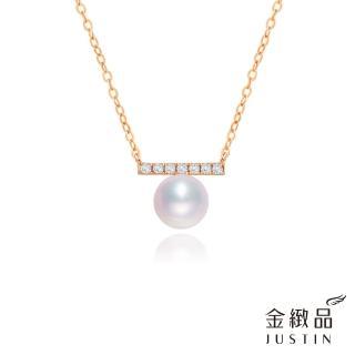【金緻品】天然珍珠項鍊