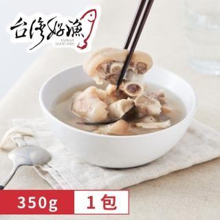 【台灣好漁】藥膳膠原豬蹄湯(350g±10%)
