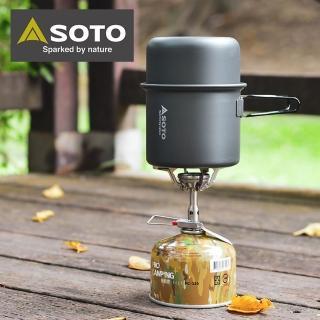 【SOTO】雙人輕便套鍋 SOD-510