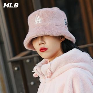 【MLB】毛絨漁夫帽 洛杉磯道奇隊(32CPHO011-07P)