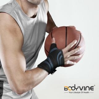 【BodyVine 巴迪蔓】超肌感貼紮護腕 中度穩固 1入 運動防護用品 手腕防護 束健(CT8110)