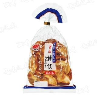 【三幸製果】越後樽燒米果-旨鹽風味 96g