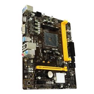 【BIOSTAR 映泰】映泰B450MH主機板(AMD B450)