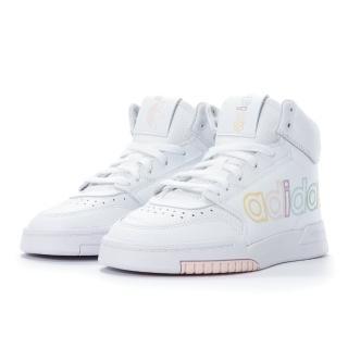 【adidas 愛迪達】DROP STEP XL W 女款 高統 休閒鞋 馬卡龍色(FV4878)