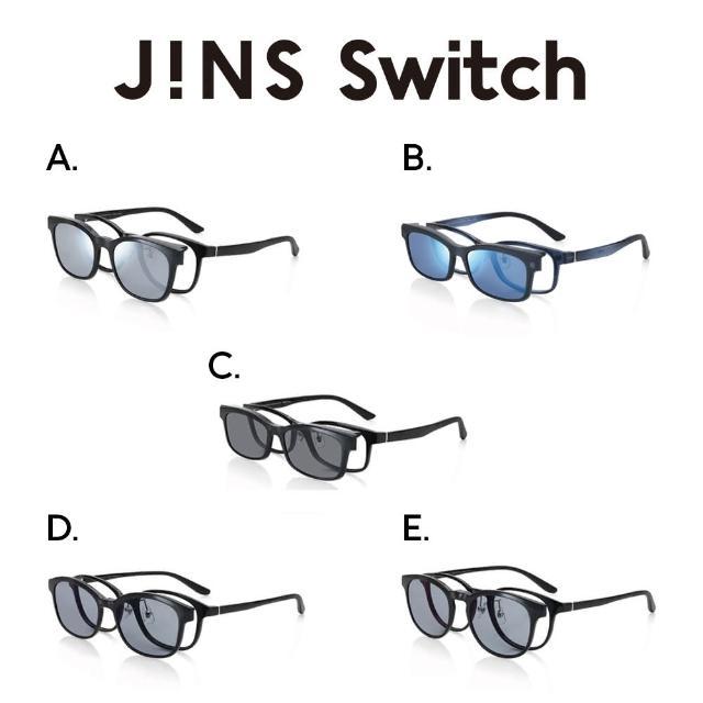 【JINS】Switch