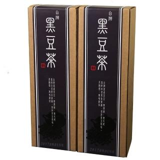 【源順】台灣養生黑豆茶x2盒(16包/盒)
