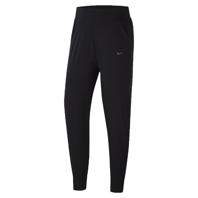 【NIKE 耐吉】AS W NK BLISS LUXE MR PANT 女款 訓練 運動長褲 黑(CU4612010)