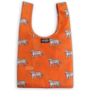 【murmur】台灣原生種-石虎(購物袋.環保袋.可收納.便當包)