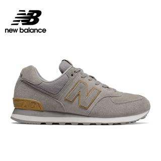 【NEW BALANCE】NB 復古運動鞋_男鞋_灰色_ML574JFD-D楦