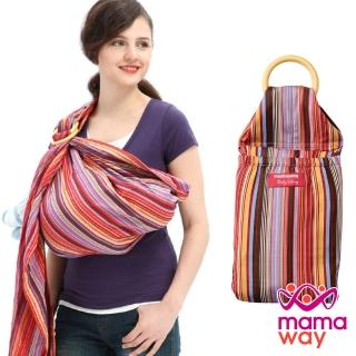 【mamaway 媽媽餵】雙12限定 育兒哺乳背巾(特價1242/多款任選)
