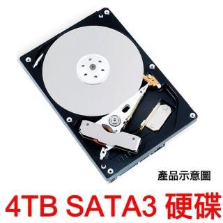 【加購含安裝】4TB SATA3 內接式硬碟