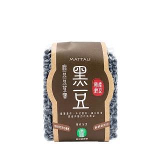 【麻豆區農會】無毒豆荳寶-黑豆(400公克/ 包)