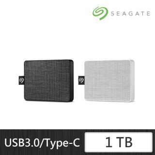 門號購優惠【SEAGATE 希捷】One Touch 1TB 超迷你可攜式外接SSD