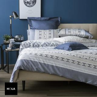 【HOLA】果森天絲床包兩用被組 雙人