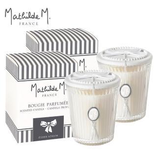 【Mathilde M 法國瑪恩】杯子蛋糕香氛燭55g(14款任選)