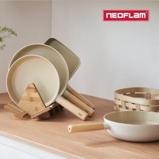【NEOFLAM】FIKA鑄造不沾4鍋組(IH、電磁爐適用)