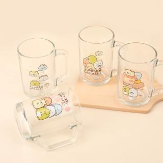 【角落生物】透明玻璃啤酒杯441ml(角落生物