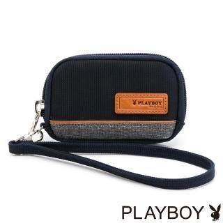 【PLAYBOY】零錢包附手挽帶