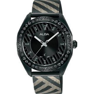 【ALBA】限量東京街頭女錶-36mm(AH7W69X1/VJ22-X336SD)