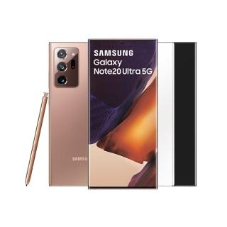 【SAMSUNG 三星】Galaxy Note 20 Ultra 5G 6.9吋三主鏡超強攝影旗艦機(12G/256G)