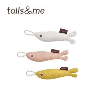 【tails&me 尾巴與我】海洋動物 寵物玩具-小魚補充包(1入組)〈加購價〉