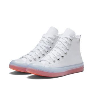【CONVERSE】CTAS CX HI 高筒 透明 果凍底 舒適 休閒鞋 男女 白(167807C)