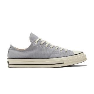 【CONVERSE】CHUCK 70 OX 低筒 百搭 休閒鞋 男女 灰色(170555C)