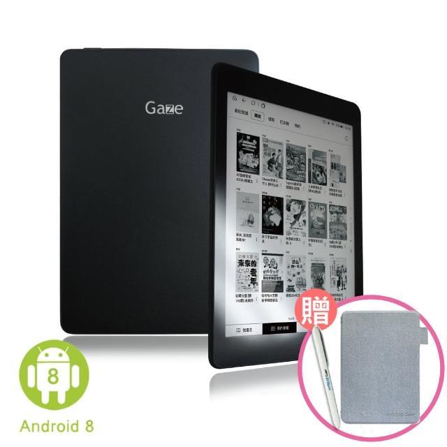 全新升級版【HyRead★送原廠殼套+觸控筆】Gaze