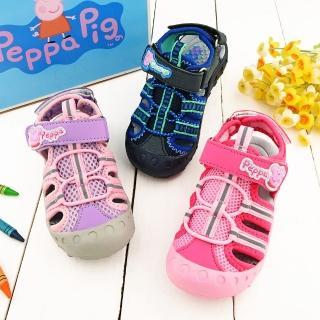 【童鞋城堡】兒童運動涼鞋 溯溪鞋 護趾鞋(16cm-23cm)