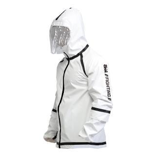 【BNN斌瀛】BNN P3+ 防疫機能防護衣夾克(防飛沫 贈送BNN FIGHTING 防水口罩組)