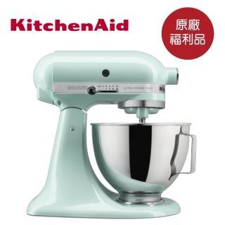 【KitchenAid】福利品 4.8公升/5Q桌上型攪拌機(蘇打藍)