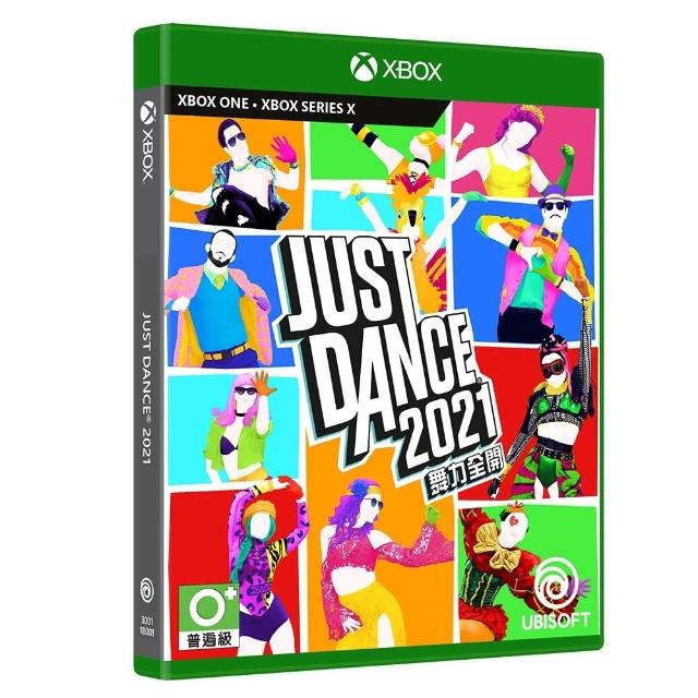【Microsoft 微軟】XBOX ONE Just Dance 舞力全開2021(中文版)