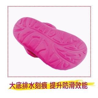 【童鞋城堡】兒童花園鞋 布希鞋 涼鞋(15-22cm)