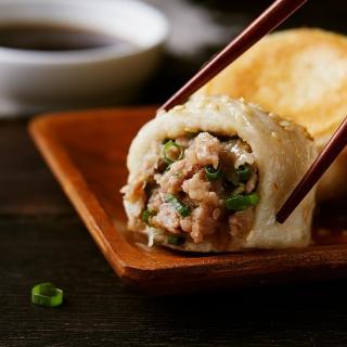 【大上海生煎包】鮮肉包(1包6顆)