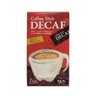 【咖樂迪咖啡農場】即溶咖啡DECAF-低咖啡因(14gx7入)
