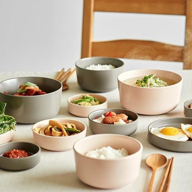 【MODORI】簡單獨享碗盤組/