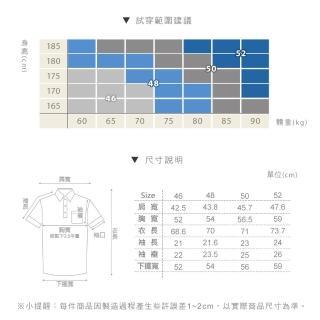 【JYI PIN 極品名店】悠活簡約休閒POLO_白綠(PS861-80)