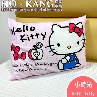 【HO KANG】卡通授權 兒童小枕 午安枕(Hello Kitty 小時光)