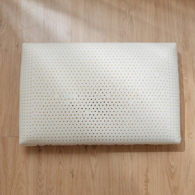 【青鳥家居】美國製-原裝進口天然乳香-Talalay純天然乳膠枕(標準型/加大型)/